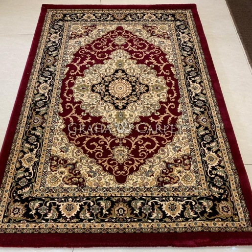 Karpet Klasik Royal Kashan 10