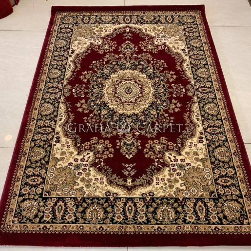 Karpet Klasik Royal Kashan 11